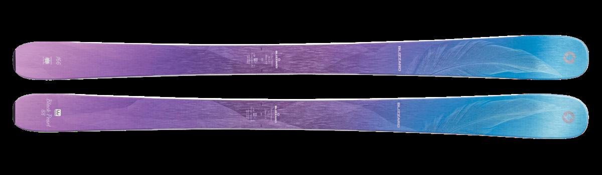 Blizzard Black Pearl - 159cm, 166cm