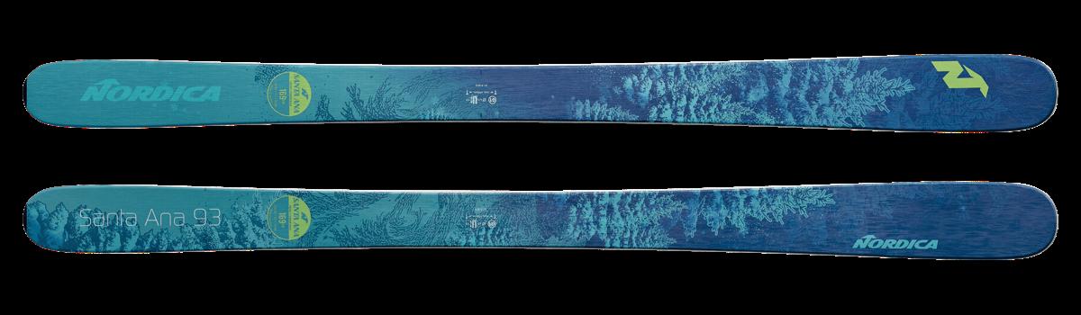 Nordica Santa Ana 93 - 161cm, 169cm