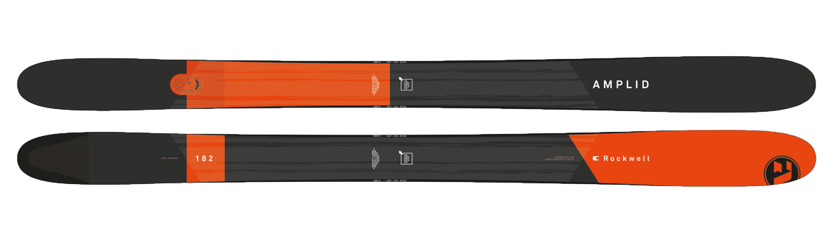 Amplid Rockwell - 175cm