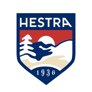 Hestra Ski Gloves Logo