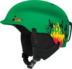 green helmet